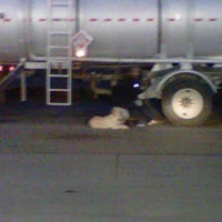 Photo taken at Cenex Truck Stop by Ryann Yvette N. on 12/25/2011