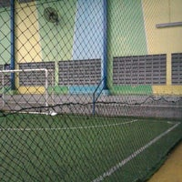 Photo taken at Balikpapan Sport Centre by Tri S. on 3/3/2012