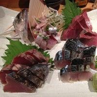 Photo taken at 活力魚金 by aniruudha 4. on 7/8/2012