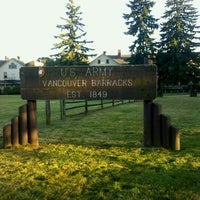 Photo taken at Fort Vancouver Barracks-AAFES by Jason D. on 7/7/2011