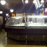 Photo taken at Gelateria Del Leone by B. Kyle B. on 2/18/2011