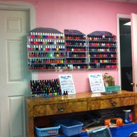 Photo taken at An's Nails by Sandra T. on 1/13/2012