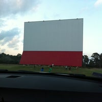 Photo taken at Showboat Drive-In by Jenn B. on 3/17/2011