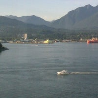 Photo taken at Pan Pacific Vancouver by Karim K. on 8/21/2011