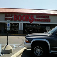 Photo taken at Half Price Books by Ashley S. on 6/26/2012