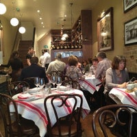 Photo taken at Chabrot Bistrot D'ami by Faye on 5/20/2012
