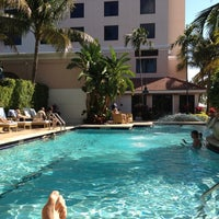 Photo taken at Renaissance Fort Lauderdale Cruise Port Hotel by Lee H. on 2/18/2012