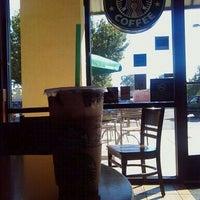 Photo taken at Starbucks by TśuñAMï M. on 10/17/2011