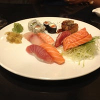 Photo taken at Nemo Sushi by Emerson C. on 5/1/2012