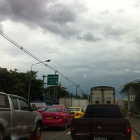 Photo taken at Prasert-Manukitch Road by BW'L on 8/19/2011