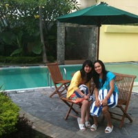 Photo taken at Ibis's Privat Pool by Usamah A. on 12/16/2011