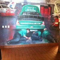 Photo taken at Quaker Steak & Lube by Eric T. on 7/23/2011