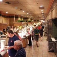 Photo taken at Shady Maple Smorgasbord by Darin G. on 7/27/2012
