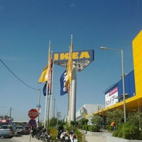Photo taken at IKEA by Xristos P. on 6/18/2012