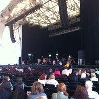 Photo taken at Blue Hills Bank Pavilion by Ryan L. on 7/29/2012