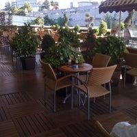 Photo taken at Kahve Dünyası by l Touch S. on 9/10/2011
