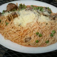 Photo taken at Blackjack Pasta by Magie C. on 9/17/2011