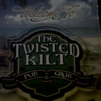 Photo taken at The Twisted Kilt by Kim C. on 1/22/2012