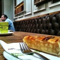 Photo taken at Euphorium Bakery by Irfan Q. on 5/30/2011