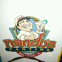 Photo taken at Nando's Mexican Cafe by Kathlyn G. on 4/13/2012