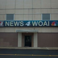 Photo taken at News 4 WOAI by Erica C. on 1/9/2012