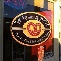 Photo taken at A Taste Of Philly by Goodwill H. on 12/10/2011