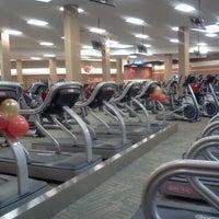 Photo taken at LA Fitness by Mrs. Ashley E. on 7/27/2011