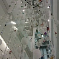 Photo taken at Multimedia Art Museum by Алёна Л. on 1/7/2012