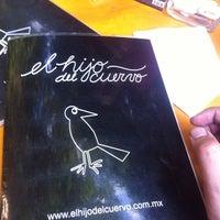 Photo taken at El Hijo del Cuervo by gIzmHo on 8/3/2012