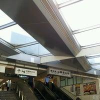 Photo taken at Asakadai Station (TJ13) by ナミ on 9/10/2012