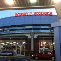Photo taken at Bobby & Steve's Auto World by @zaibatsu R. S. on 11/7/2011