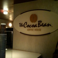 Photo taken at Cocoa Bean by Michelle C. on 12/3/2011