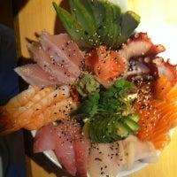 Photo taken at Nama Sushi Bar by Eric E. on 7/20/2012
