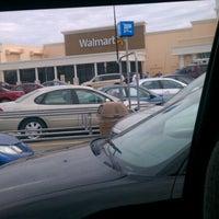 Photo taken at Walmart Supercenter by Chris B. on 9/16/2011