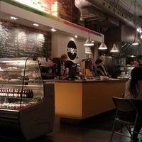 Photo taken at Arepa Cafe by Hubert on 9/28/2011