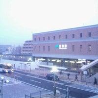 Photo taken at JR Takarazuka Station by ベア的なもの on 12/25/2011