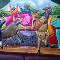 Photo taken at La Hacienda by Jason B. on 5/2/2012