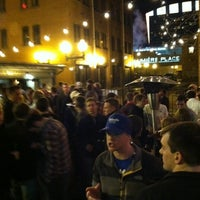 Photo taken at Morgan Street Brewery by Drew V. on 3/3/2012