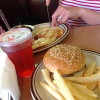 Photo taken at Denny's by Dean C. on 8/15/2012