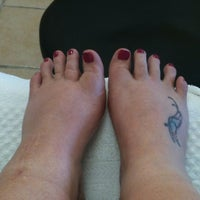 Photo taken at Spa & Nails by Jennifer L. on 8/19/2012
