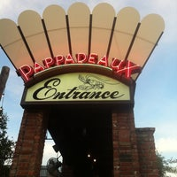 Photo taken at Pappadeaux Seafood Kitchen by Jay B. on 6/20/2012