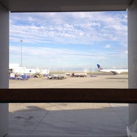 Photo taken at Gate 32A by Andy Z. on 2/10/2012