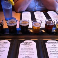 Photo taken at Sunday River Brewing Company by Jamie H. on 7/21/2012