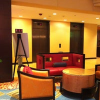 Photo taken at Chicago Marriott Schaumburg by Jessica Y. on 3/2/2012