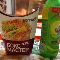 Photo taken at KFC by Даша on 7/27/2012