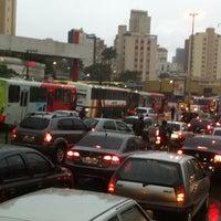Photo taken at Avenida Cristiano Machado by Rafael L. on 3/15/2012