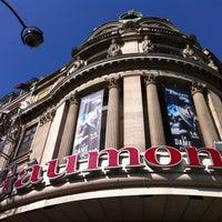 Photo taken at Gaumont Opéra (côté Capucines) by Renaud F. on 3/14/2012