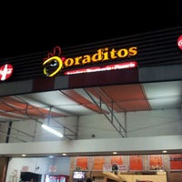 Photo taken at Doraditos by Fred Y. on 3/19/2012