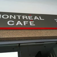 Photo taken at Montreal Cafe by Aziz on 6/14/2012