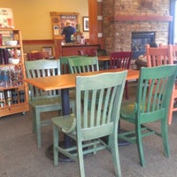 Photo taken at Caribou Coffee by Seth James D. on 8/23/2012